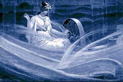 Imagenes de la Mitología Nórdica