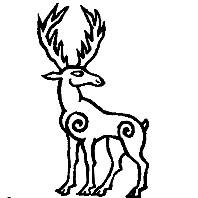 Asatru Wedding Rings 59 Popular  shedding of antlers